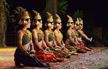 Apsara: The Cambodian Dance   The Diplomat