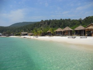 Koh Rong - Party Island