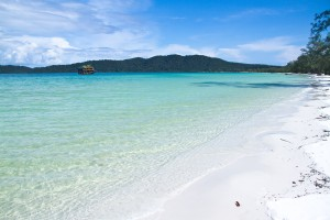Koh Rong Sanloem - Relax island