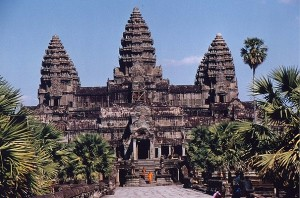 Angkor Wat - UNESCO World Heritage site in Siem Reap