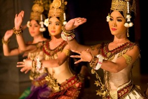 Apsara dance is a Cambodian treasure, considered the soul of the nation