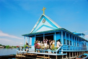 Church St. Joseph in Prek Toal