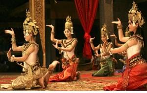 The Apsaras – celestial goddesses of Hindu mythology
