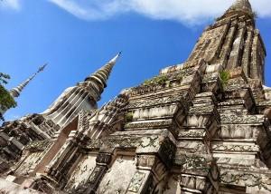 An ancient stupa