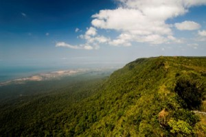 View of Preah Monivong National Park