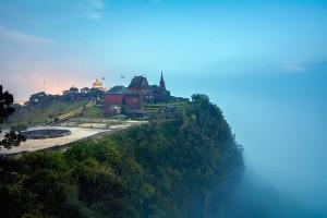 Bokor Hill in Bokor National Park