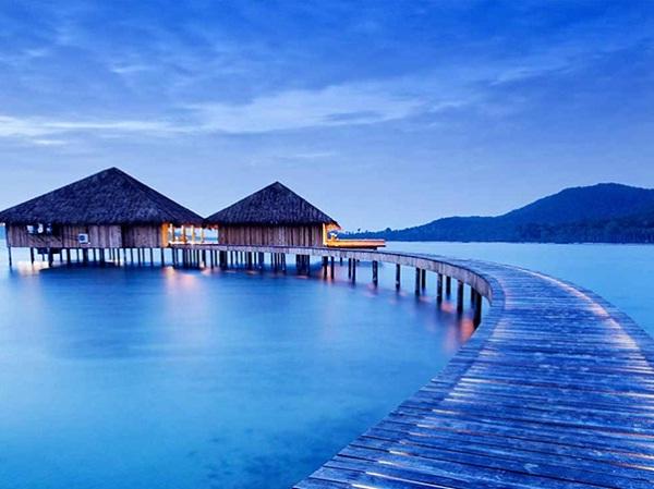 Koh Thmei Island-paradise of freedom