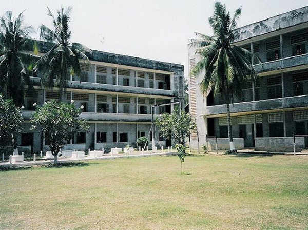 Obsolete Tuol Sleng Museum
