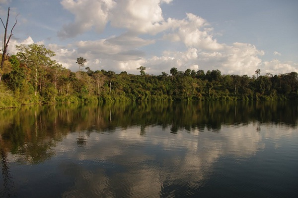 Ratanakiri is famous for its deserted jungles