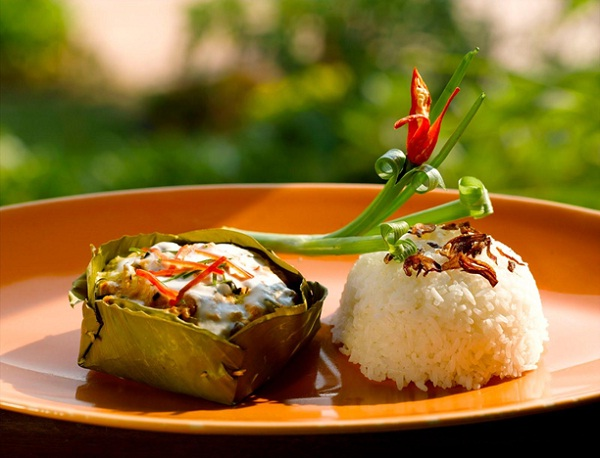 Amok – best Cambodian food