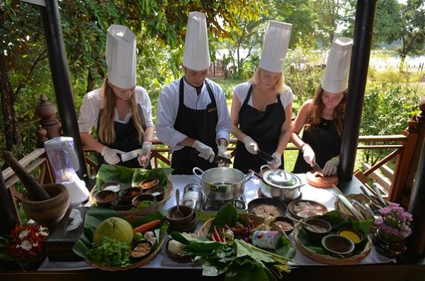 Participate in a cooking class