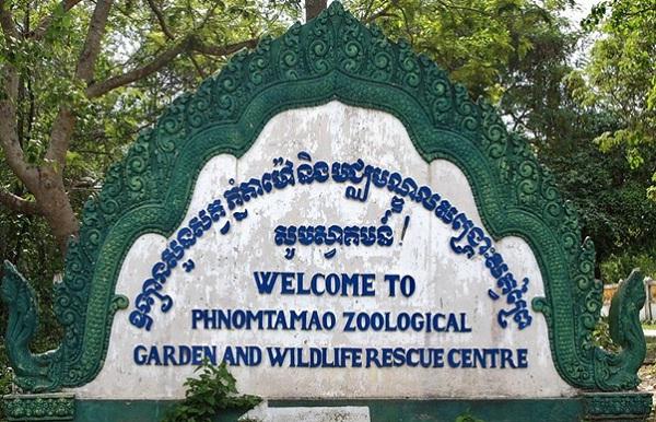 Phnom Tamao Wildlife Rescue Center