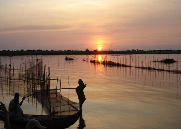 Exploring Tonle Sap Lake and Prek Toal Birds Sanctuary is a wonderful experience in Siem Reap