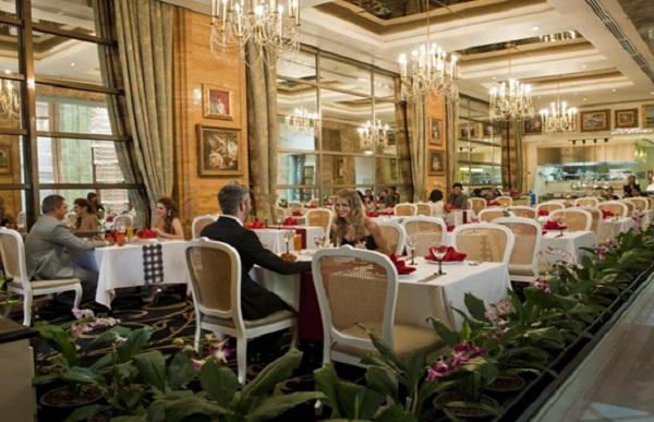 Luxury restaurant system