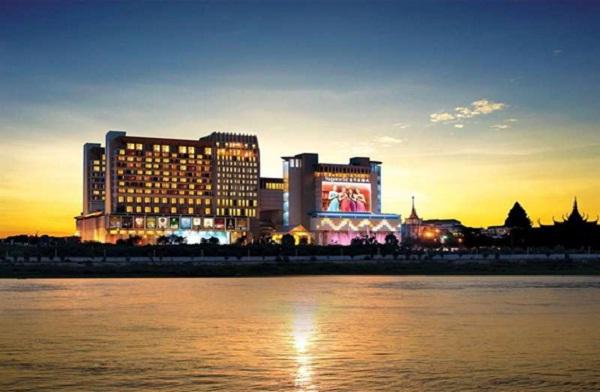 NagaWorld hotel complex