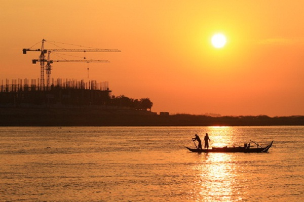 Sunrises on Tonle Sap