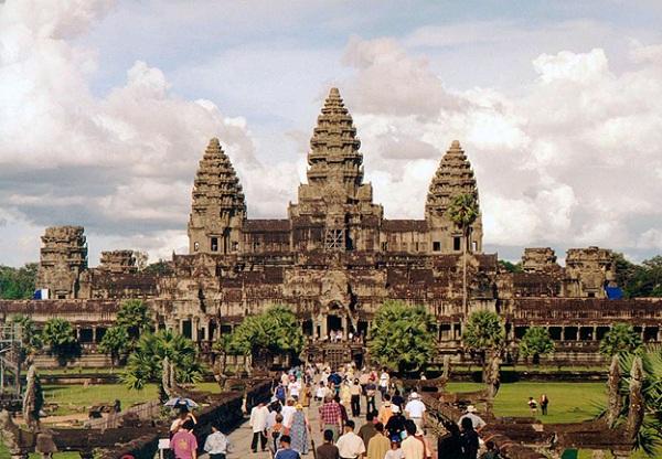 Various Angkor Temples