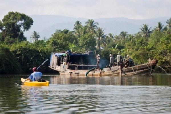 Toeuk Chhou River