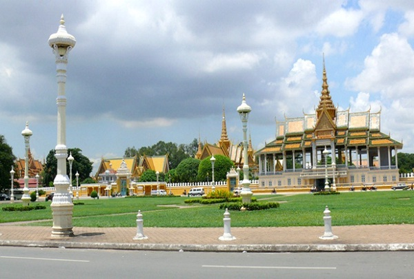 Royal Palace, a symbol of Phnom Penh
