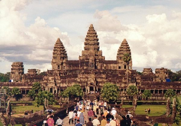 Siem Reap festival