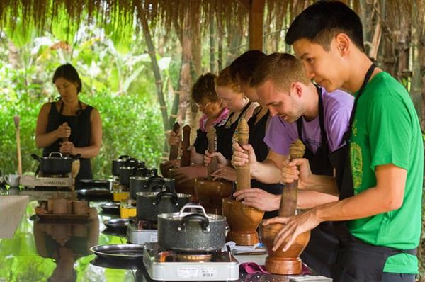 Khmer cooking class