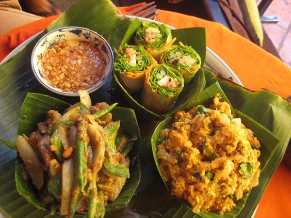 Tasting the best foods in Siem Reap