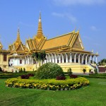 Phnom Penh is a famous capital of Cambodia