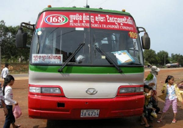 Sorya bus