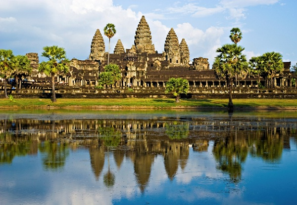 Angkor is must-see destination in Cambodia