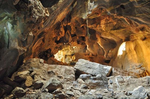 Cave Pagoda