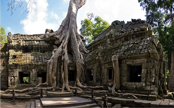 Cambodia-an empire of temples