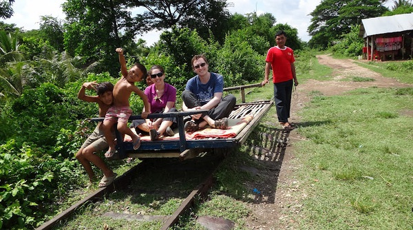 The Bamboo Train