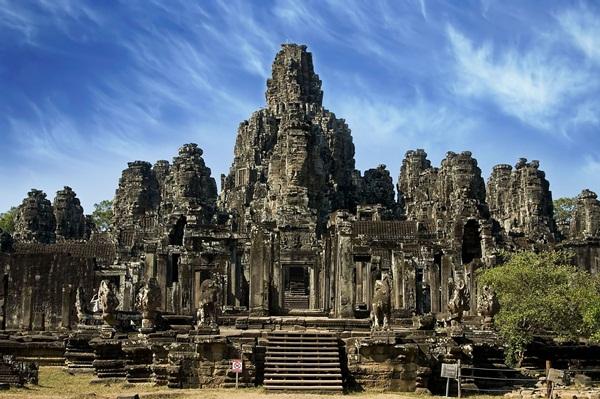 Angkor Thom Temple Complex