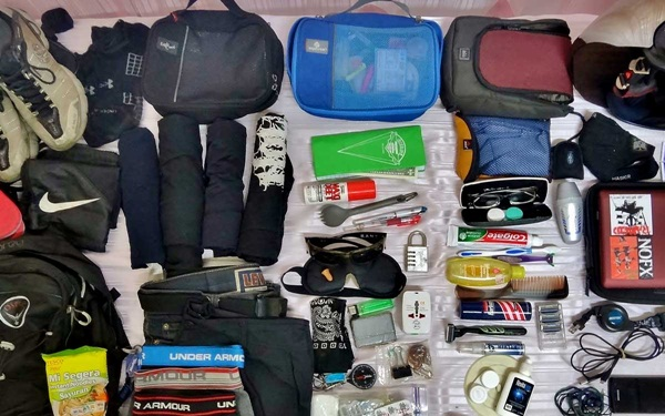 Pack for your trip in Southeast Asia
