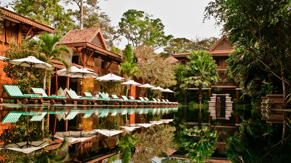 La Residence d'Angkor by Orient – Express Hotel