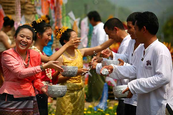 Serendipity Water Festival in Cambodia