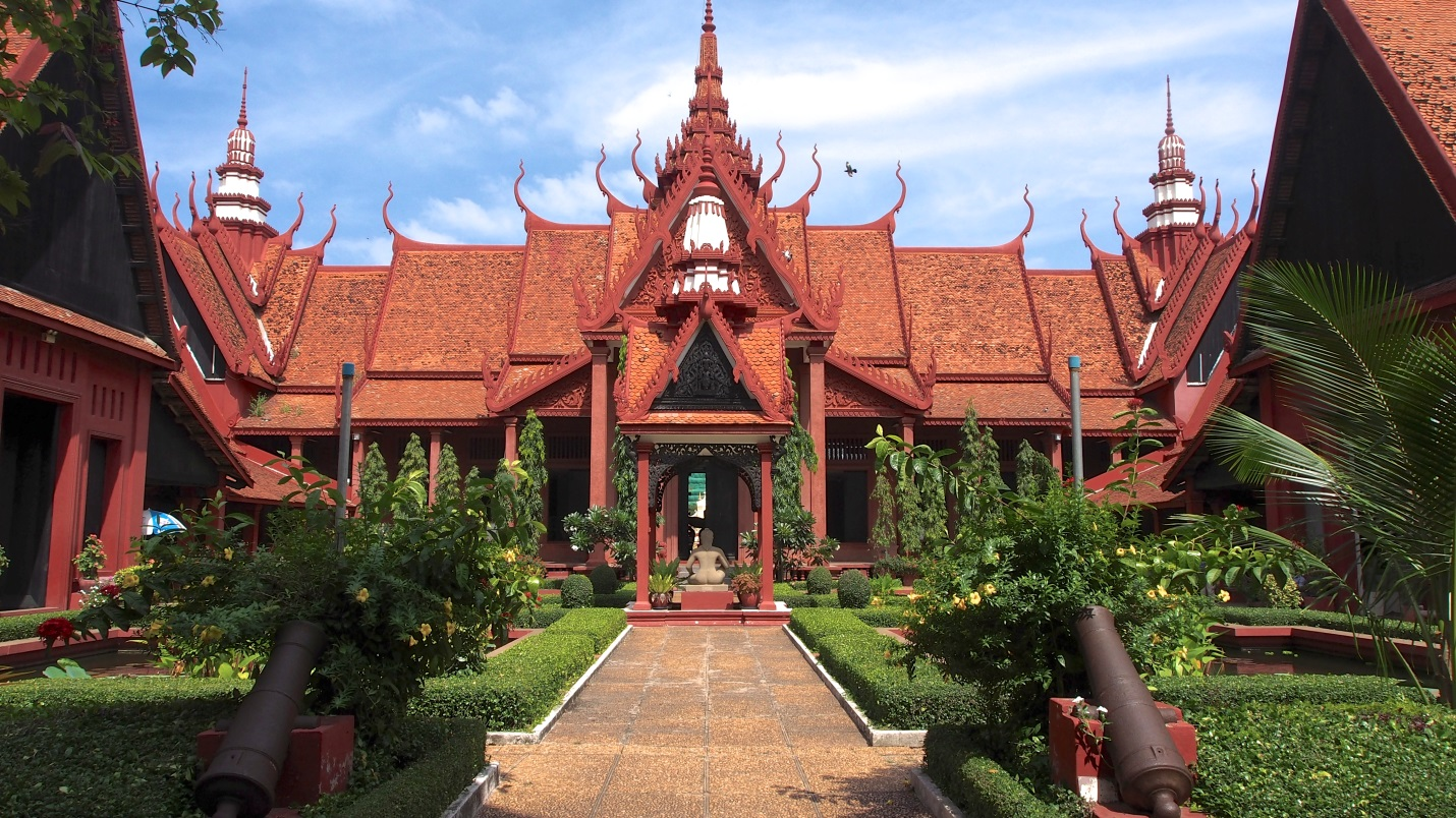 The National Museum of Phnom Penh