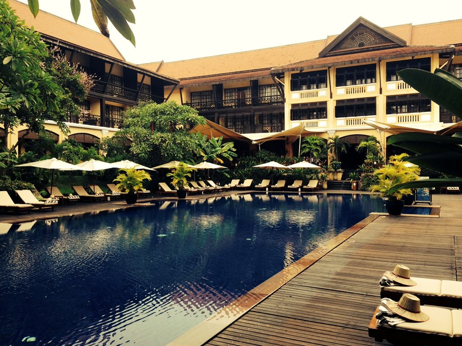 Victoria Angkor Resort & Spa Hotel