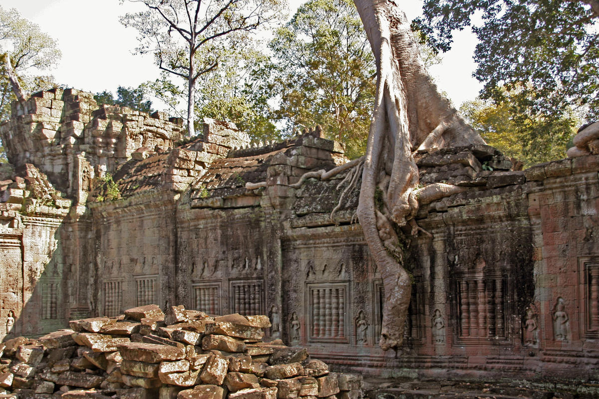 Ancient Preah Khan
