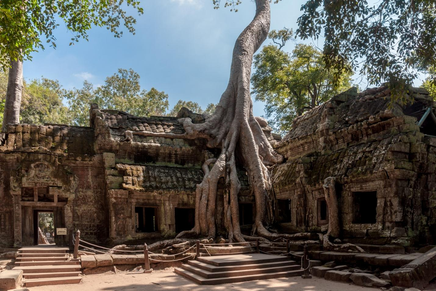 Ancient temples of Angkor