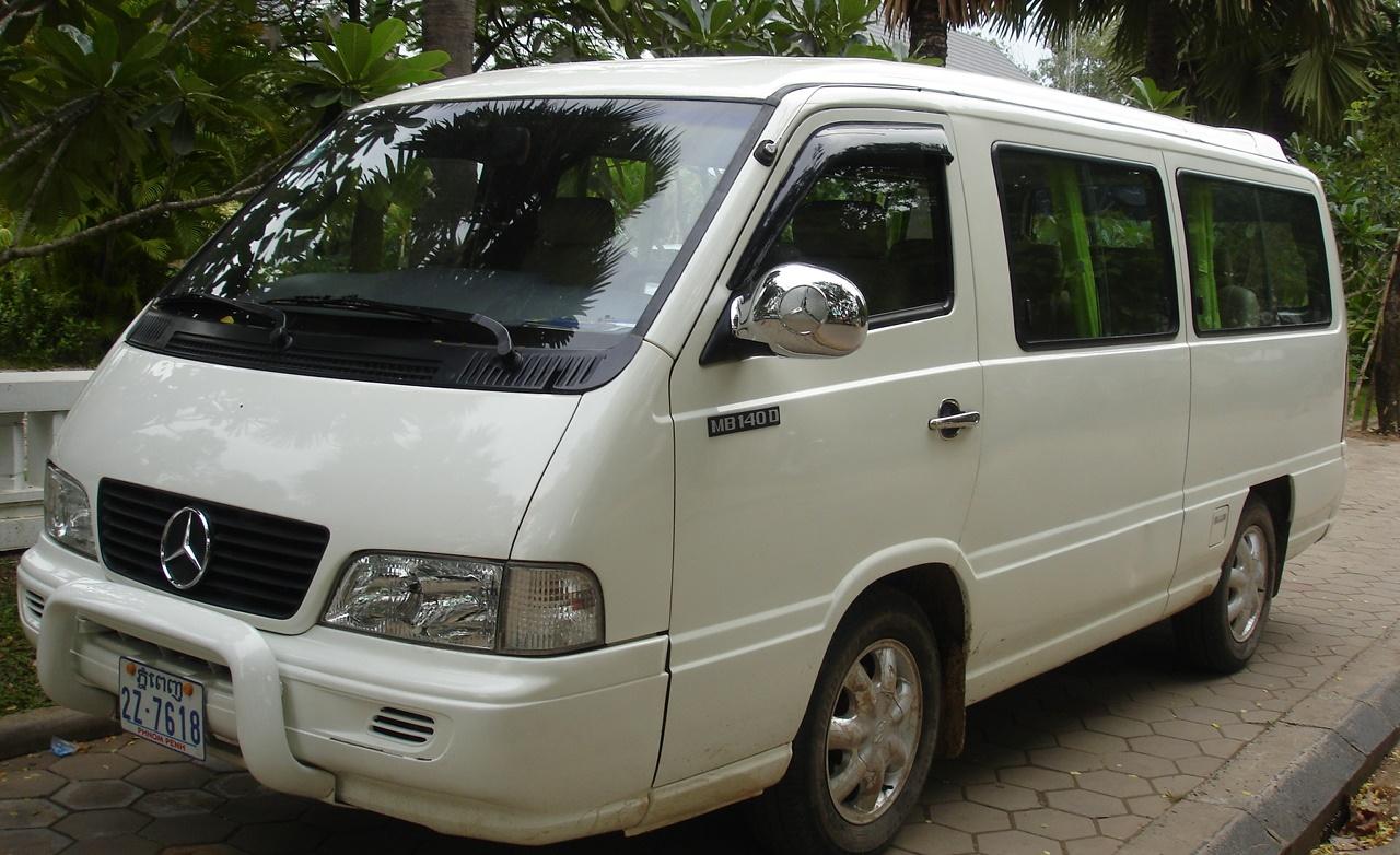 Mini-van taxi
