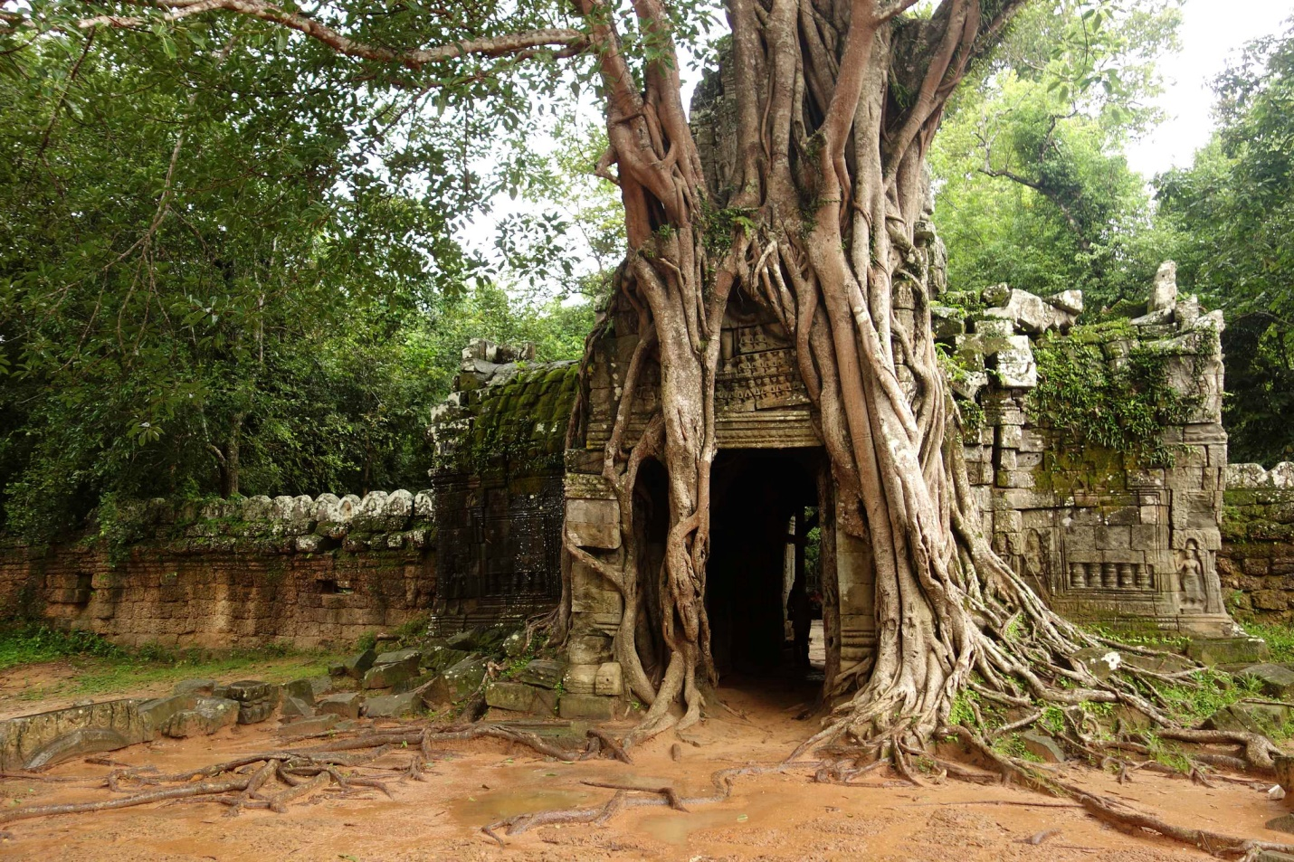 Ta Som temple in Siem Reap