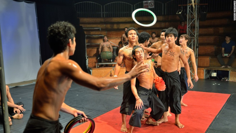 The Phare Cambodian Circus