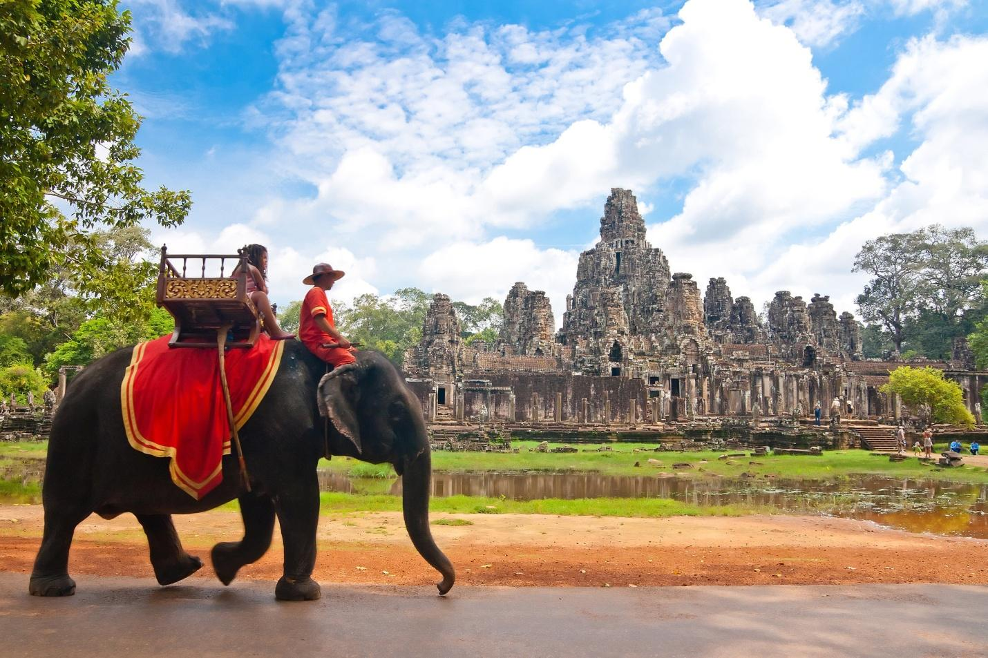The natural beauty of Siem Reap
