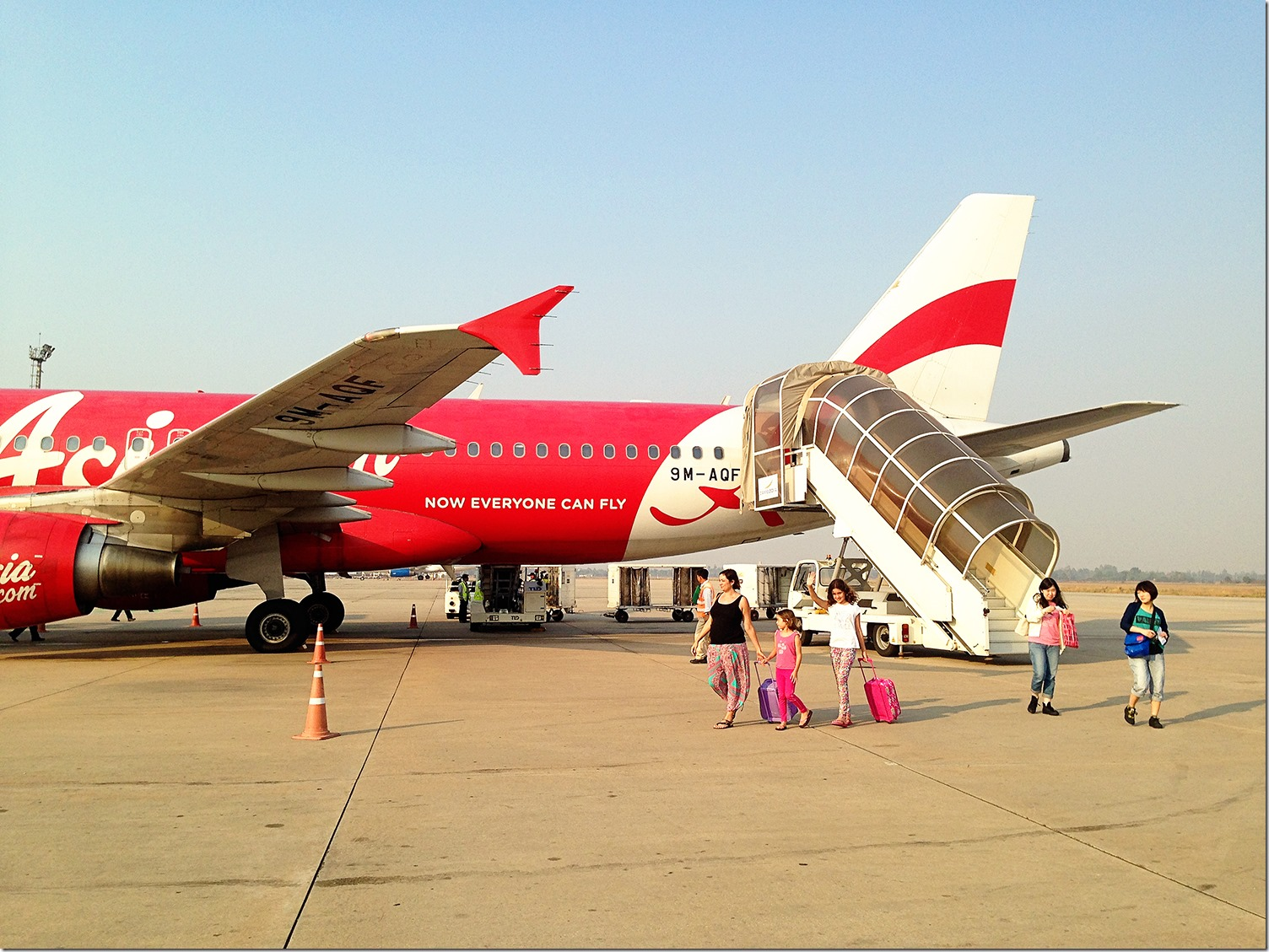 Air Asia to Siem Reap