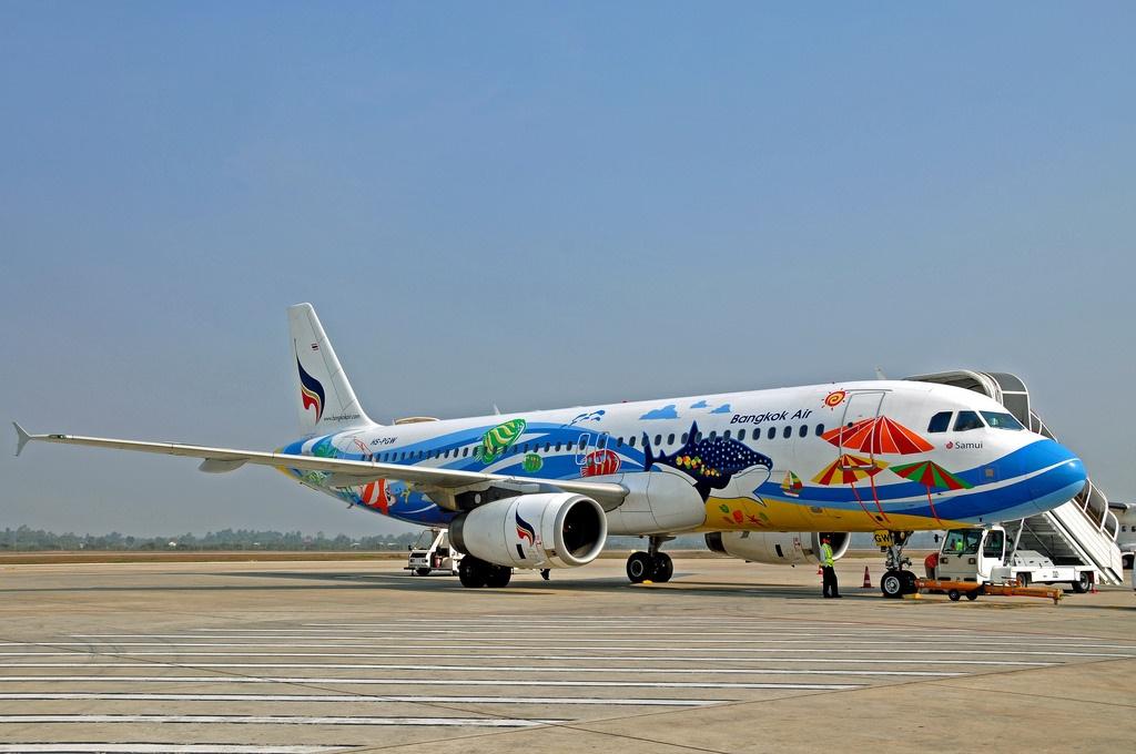Bangkok Air to Siem Reap