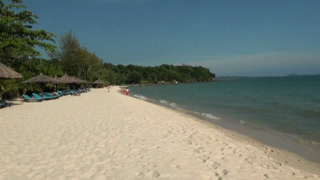 Beatiful beaches of Kampong Som