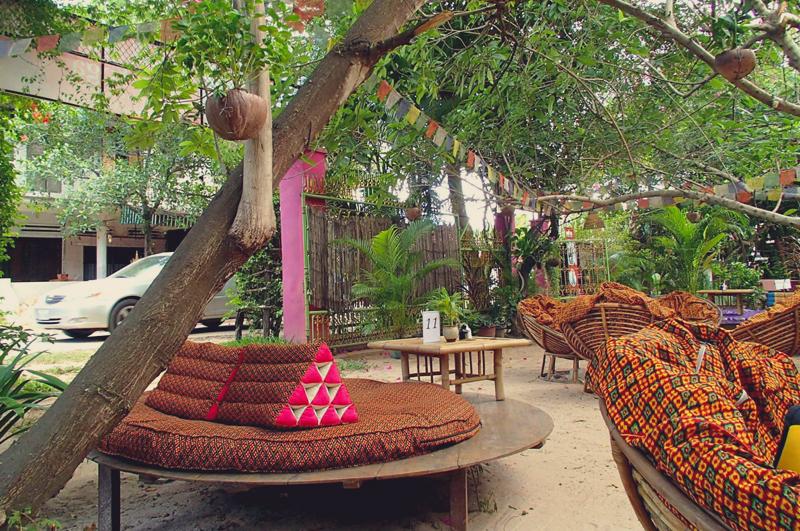 Peace Café, Siem Reap, Cambodia