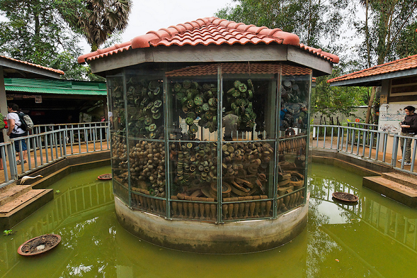 The Landmine Museum is one of must – visit destinations in Siem Reap