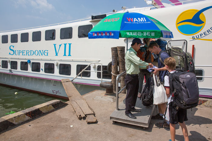 From Phnom Penh to Phu Quoc Island